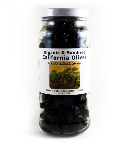 Kalifornische Bio-Oliven, sonnengetrocknet | Lorovita